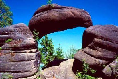 Maravillas del mundo: Rocas de Adršpach-Teplice