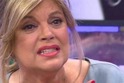 """Terelu Campos se derrite llorosa en 'Sálvame': """"¿Quién me va a querer a mí así?"""""""