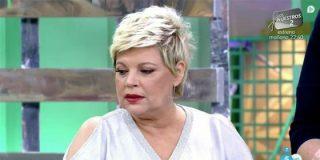 'Sálvame': Terelu Campos se queda en shock al enterarse de los planes de boda de su hija Alejandra