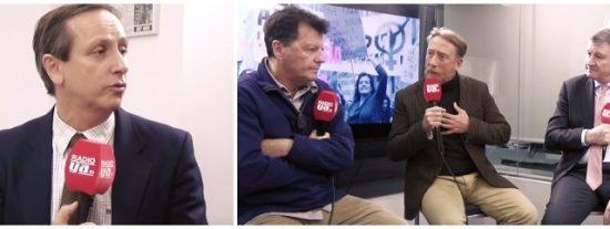 """Carlos Cuesta: """"No entiendo quién es la cabeza pensante de Ciudadanos, sé quién es la cabeza, pero... ¿pensante?"""""""