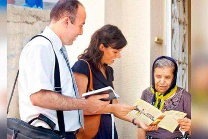 Rusia intensifica la persecución judicial contra los testigos de Jehová