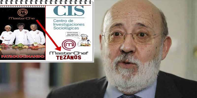 Tezanos nunca decepciona: su CIS amplía la ventaja del PSOE en plena oleada de rebrotes y con el turismo hundido