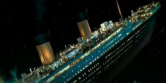 "Jesús Ferreiro: ""El Titanic no chocó contra un iceberg"""