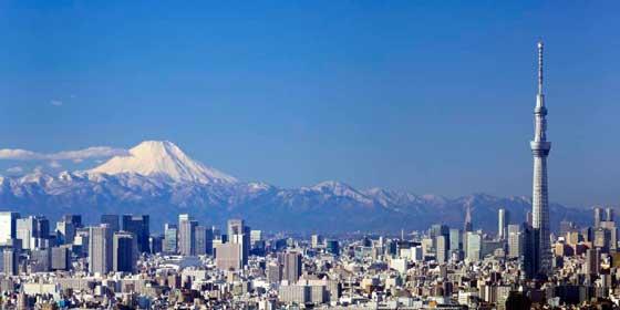Tokio reabre sus puertas al turismo internacional