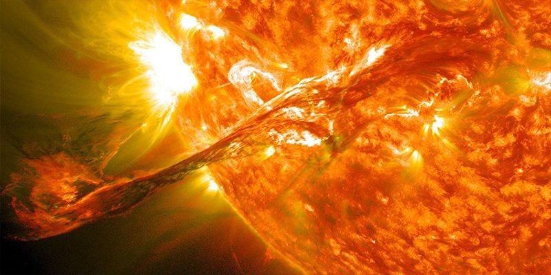 Aumenta el temor a que una tormenta solar masiva destruya nuestra civilización