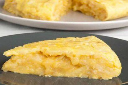 ¡Peligro!: fíate de la jugosa tapa de tortilla de patatas y no corras