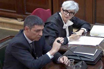 Tribunal Supremo: El mayor Trapero ajusta cuentas con sus compinches independentistas