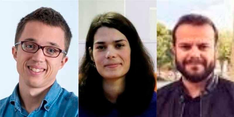 Podemos se parte todavía más en la Comunidad de Madrid: tercera lista electoral