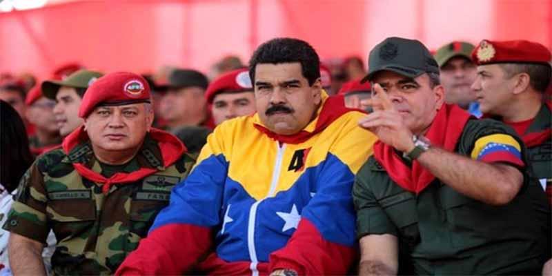 Los rusos, los escogidos para la evacuación de Nicolás Maduro, Diosdado Cabello y hermanos Rodríguez