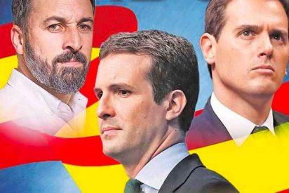 A 41 días de las elecciones, PP, Cs y VOX llegan a la mayoría absoluta