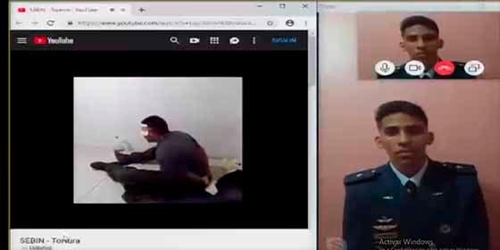 Los vídeos de la criminal tortura chavista desvelados por un oficial venezolano en la OEA