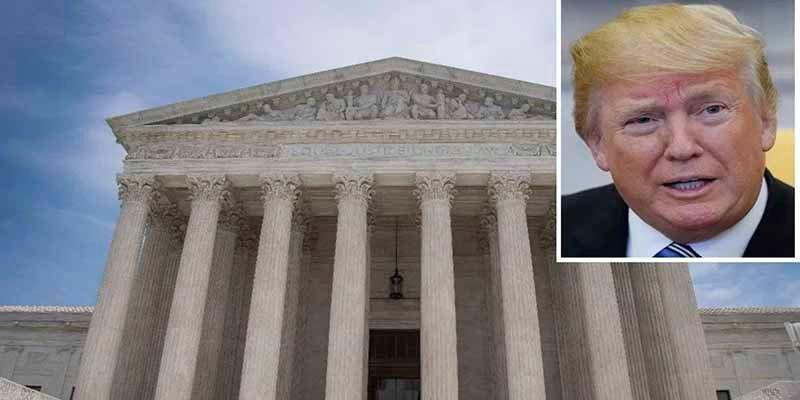 Corte Suprema otorga a Donald Trump importante triunfo sobre los inmigrantes hispanos en EEUU