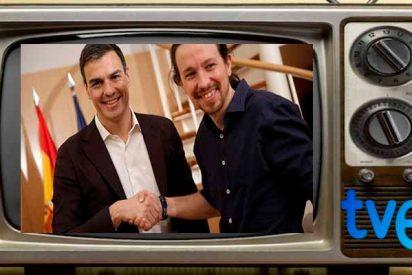 La soviética TVE de Pedro y Pablo cierra el peor febrero en audiencia de la historia de la tele pública