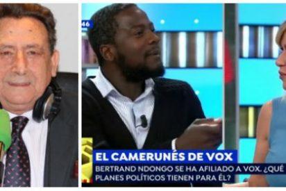 Alfonso Ussía se burla a mandíbula batiente de Susanna Griso tras censurar al 'negro de Vox' que hablase de Franco