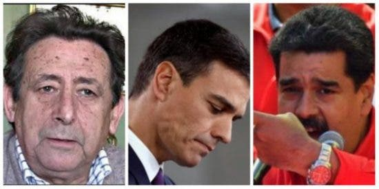 """Alfonso Ussía estalla ante la cobardía de Sánchez y de la """"putísima"""" Unión Europea con el criminal Maduro"""