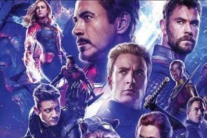 """La metida de pata de una cadena de cines desveló la duración de """"Vengadores: Endgame"""""""