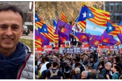 """Luis Ventoso se ríe de la 'manifa' golpista en Madrid: """"Los madrileños no hicieron caso a esos rancios alienígenas"""""""