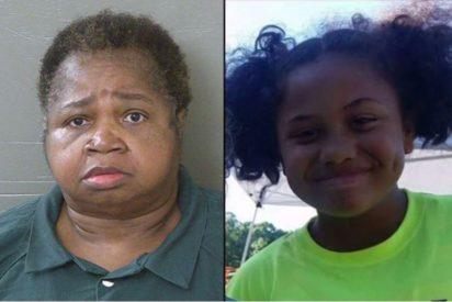 Obesa castiga a su prima de 9 años montándose encima y la asesina