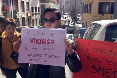 """Liberan a dos presuntos violadores porque la víctima era """"fea y masculina"""" como un """"vikingo"""""""