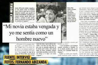 """La sórdida confesión del novio de Pilar Baeza tras cometer el crimen: """"Se quedó embarazada tras ser violada"""""""