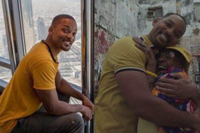 El 'sabrosón' baile de Will Smith con unas abuelitas raperas en Cuba