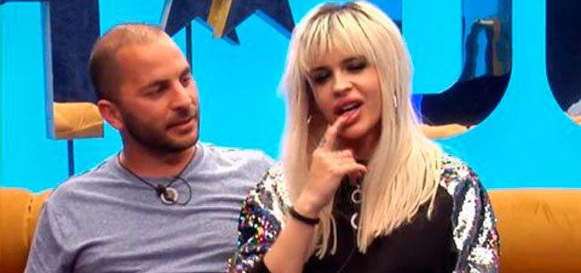 Ylenia y Antonio Tejado, 'borrachos perdidos', se enrollan en 'GH DÚO'