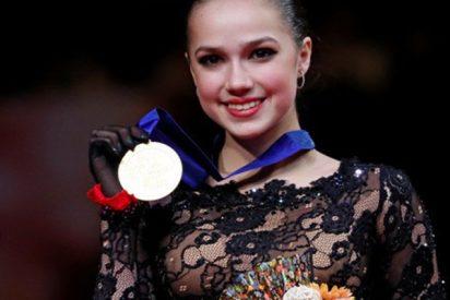 Zaguítova gana el Mundial de patinaje artístico en Japón