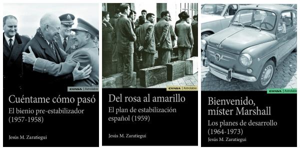 Jesús Zaratiegui explica el milagro económico del franquismo que dio origen a la clase media española