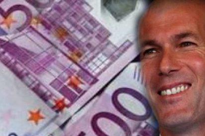 ¿Sabes el pastón que rechazó Zidane antes de volver al Real Madrid?