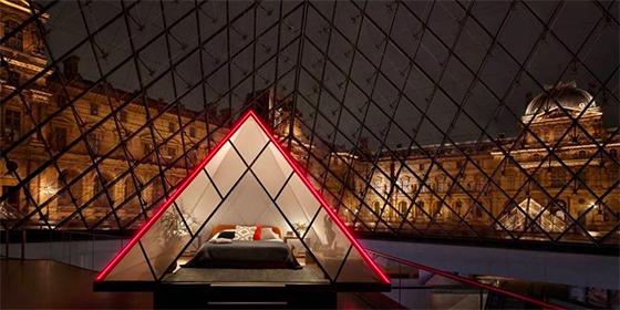 Amantes del arte, DORMIR en el MUSEO DEL LOUVRE ya es posible