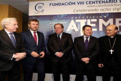 """Las dos Castillas estrechan lazos culturales en la exposicón """"aTempora"""""""