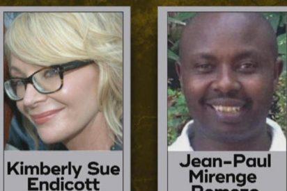 Liberan a la turista estadounidense secuestrada en Uganda durante un safari nocturno