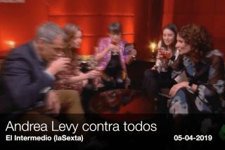 Andrea Levy desatada en laSexta: espectaculares palos a Thais Villas, Wyoming e Irene Montero