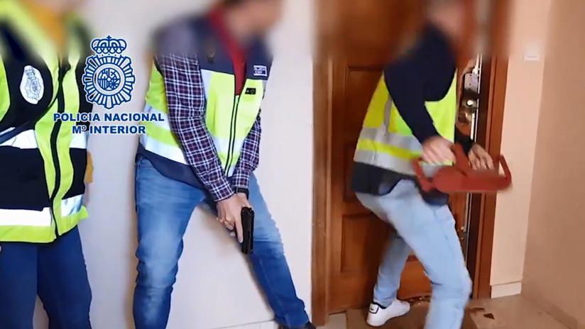 Desarticulada la banda de proxenetas que explotaba sexualmente a venezolanas en España