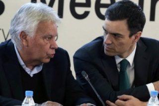 Felipe González entierra a Ábalos y se desmarca de Sánchez: