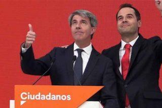 La increíble fuga de Angel Garrido a Ciudadanos y el bochorno del PP al que juró fidelidad
