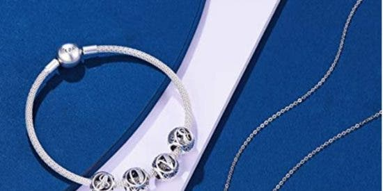 Abalorios para pulseras de plata de ley 925, (nuestra selección desde 9.99€) ✅