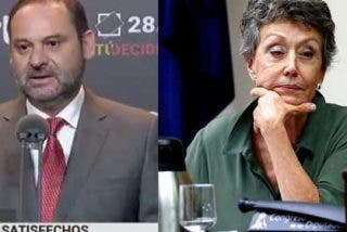 Una TVE al servicio...del PSOE: las redes se echan las manos a la cabeza por el mitin que soltó el socialista Ábalos tras finalizar el debate con total impunidad