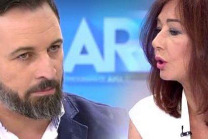 """Abascal a Ana Rosa sobre los medios de comunicación: """"Hemos minusvalorado su capacidad de conformar la opinión pública"""""""