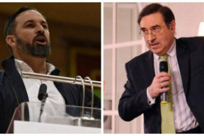 Pedrojota escupe veneno contra Vox... ¡y luego se extraña de que el partido de Abascal rechace ir a su 'mini debate!