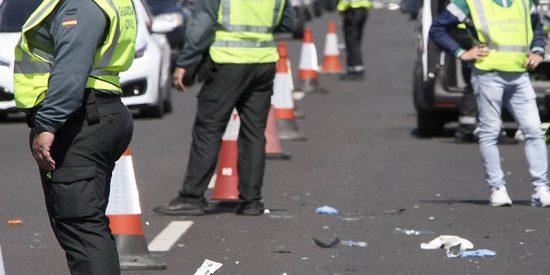 A partir de ahora la Guardia Civil podrá analizar las llamadas de móvil de conductores involucrados en accidentes