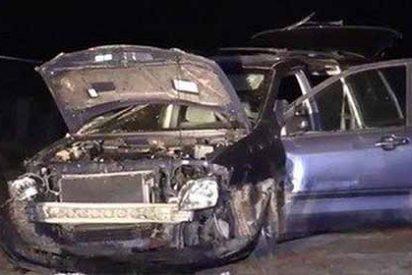 Mueren dos inmigrantes tras intentar huir en una minivan de la Patrulla Fronteriza en EEUU