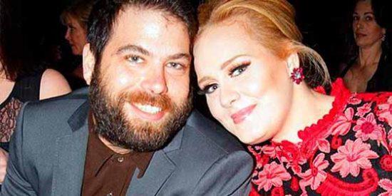 Los millones detrás del 'divorcio del año' entre Adele y Simon Konecki