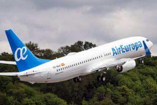 Air Europa reanuda sus vuelos nacionales a partir del 22 de junio