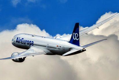 Air Europa dobla el sistema de entretenimiento de la flota Dreamliner
