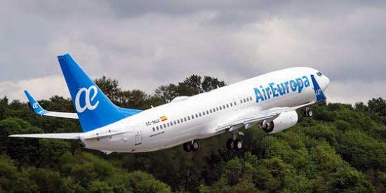 """Air Europa """"tira la casa por la ventana"""" con su Campaña MInimax"""