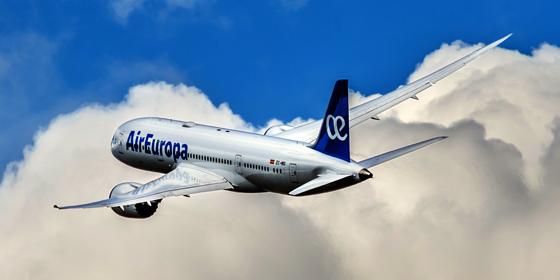 Air Europa pendiente de su probable rescate