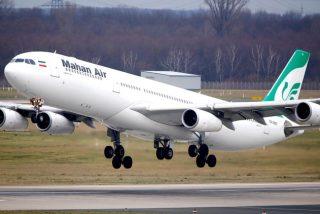 Una aerolínea iraní inaugura sus vuelos a Venezuela: Abordo iba el abogado de los autores del atentado a la AMIA en Buenos Aires