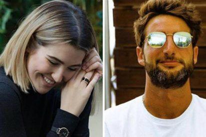 Javier Calle, novio de Alba Díaz, se desplaza hasta Madrid para estar cerca de ella