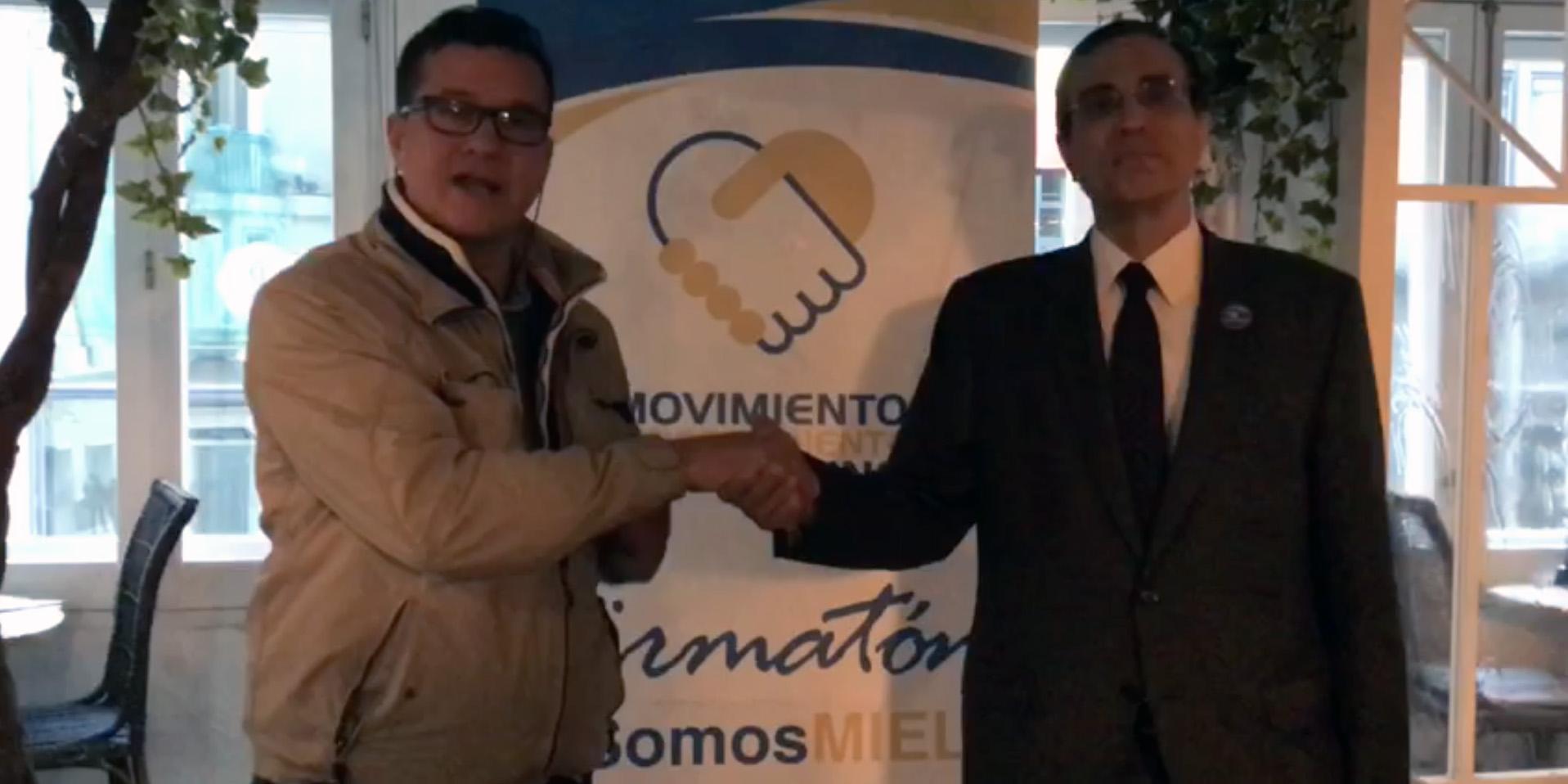 Éste es el venezolano que buscará luchar por los DDHH de América Latina desde las entrañas de la UE